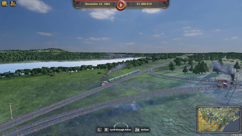 Railway Empire NSW Screenshot 5