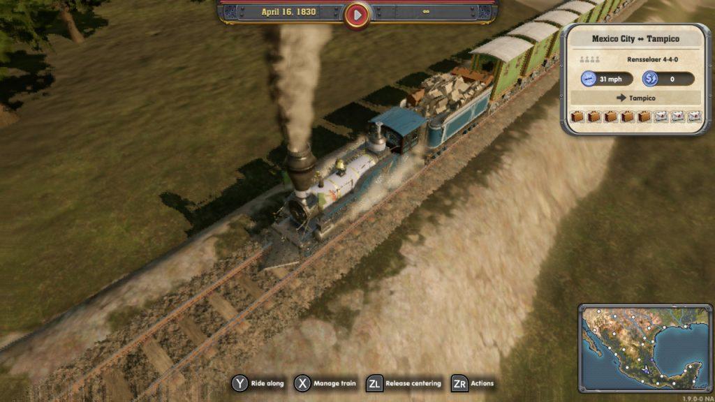Railway Empire NSW Screenshot 7