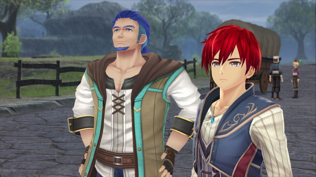 JP PS4 Dogi and Adol 2