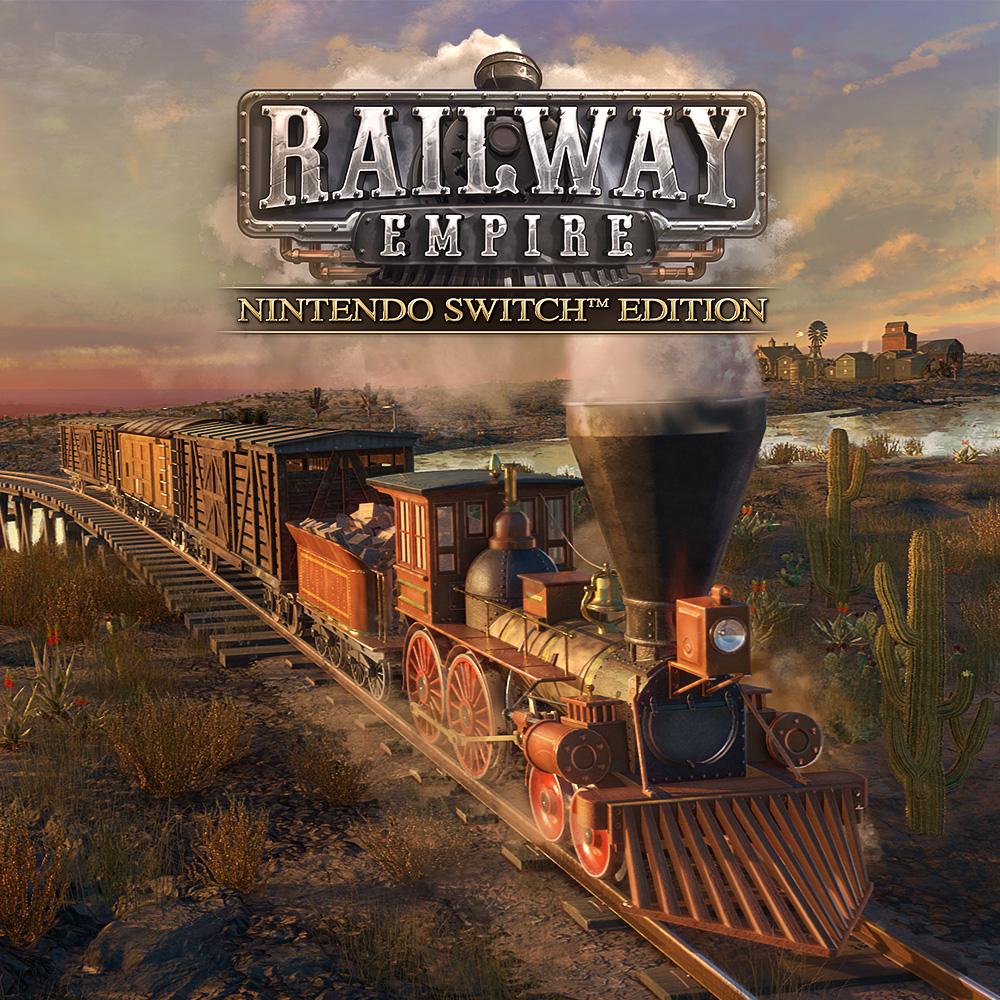 Railway Empire Icon