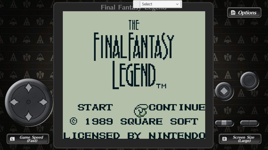 Saga_FFL_Start_Screen
